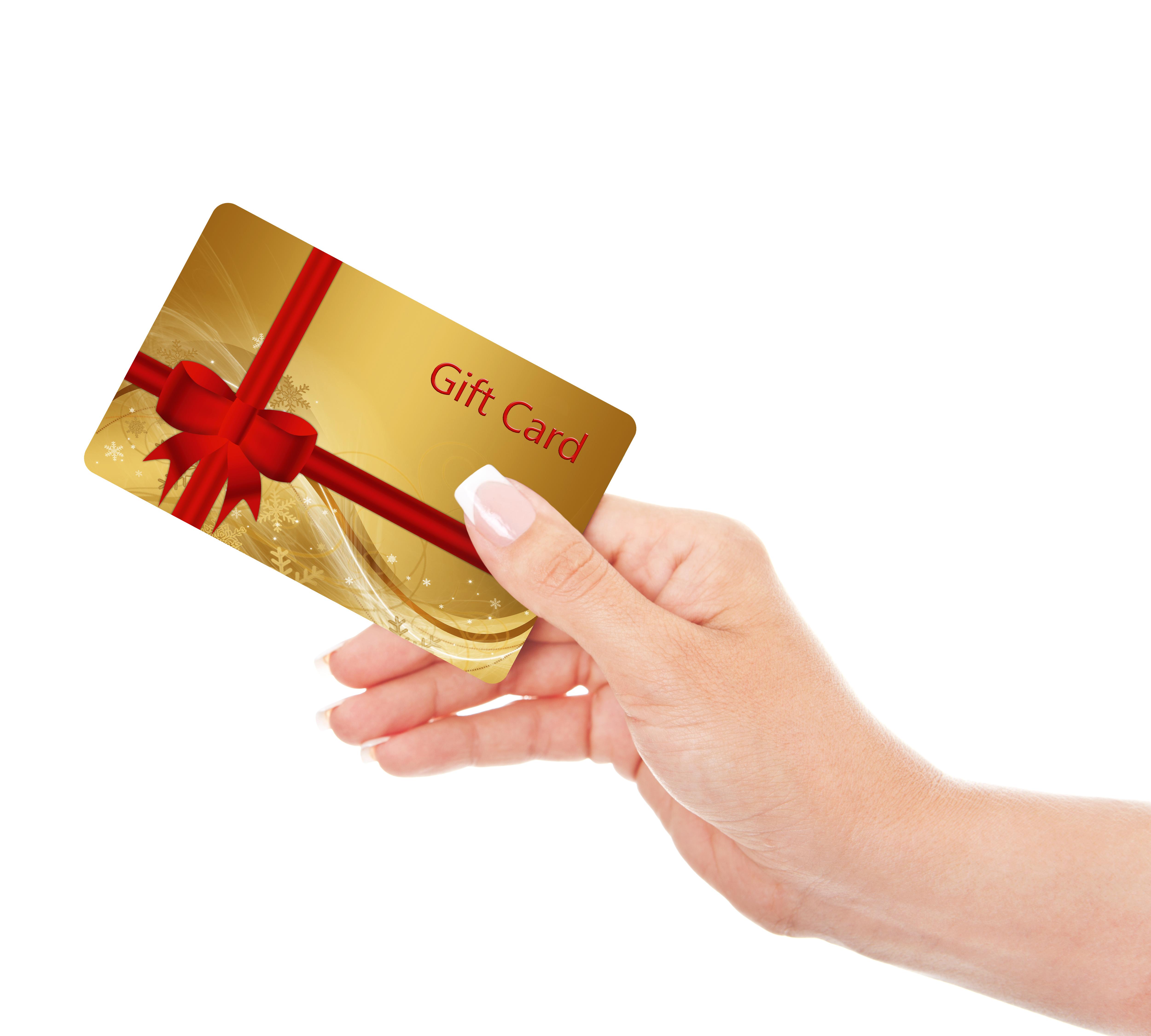 Банковские карты в подарок 17